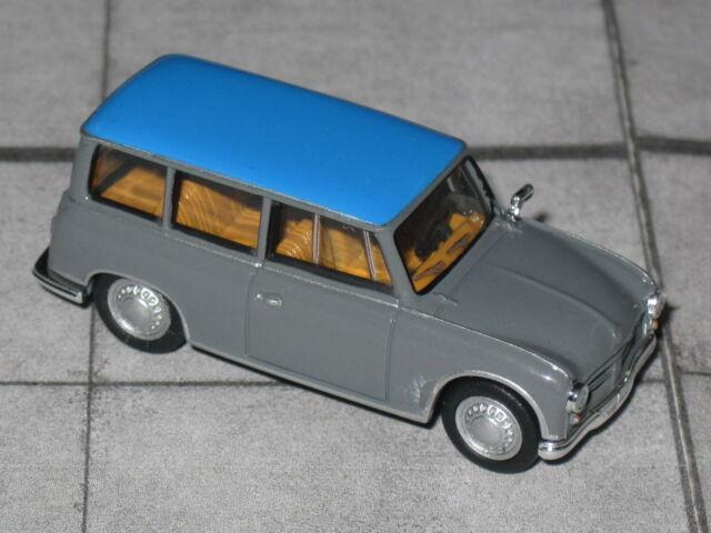 Mausgrau Herpa 027656-003 Fahrzeug AWZ P 70 Kombi