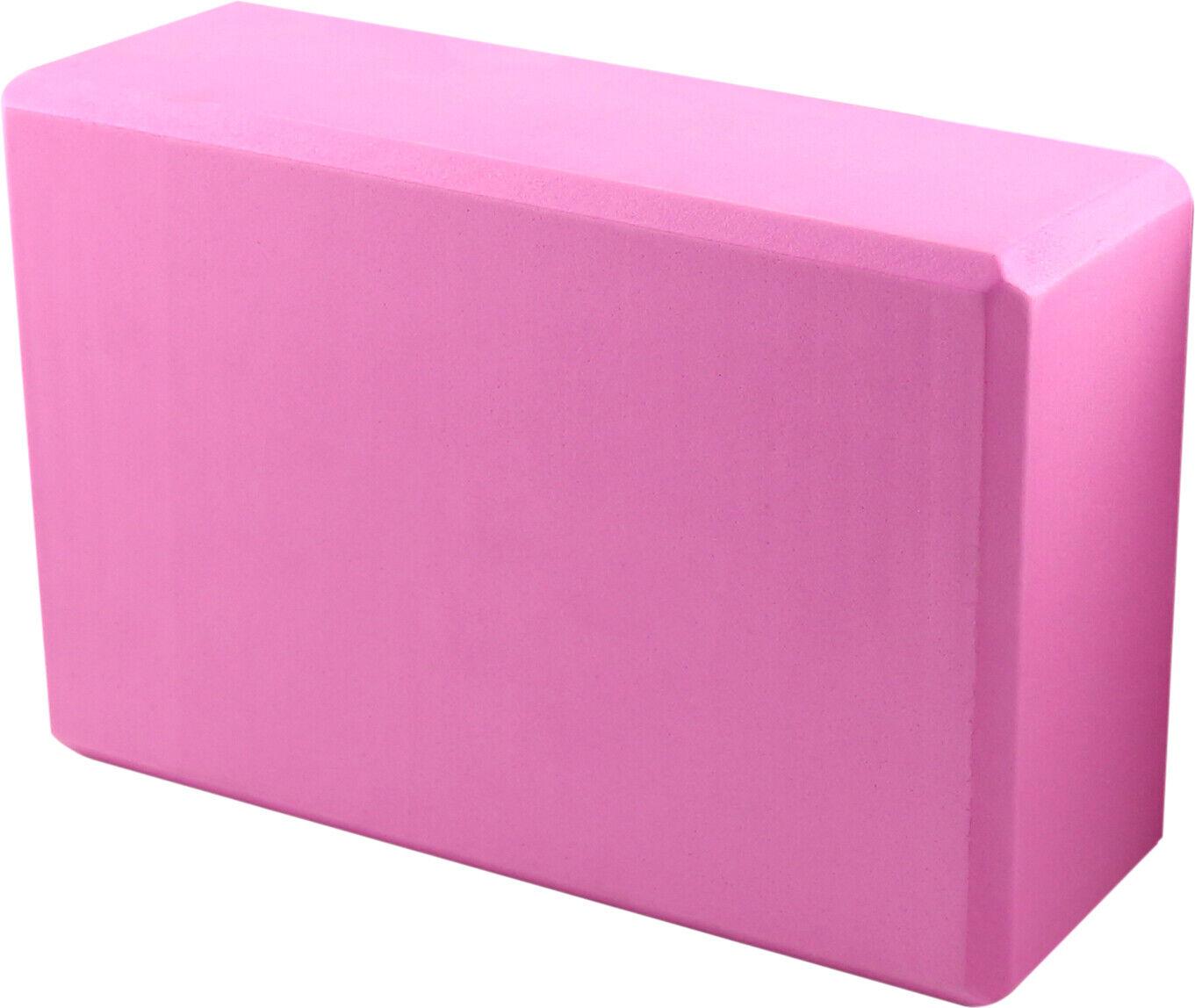 VIPELE Yoga Block  High Density EVA Foam Block. Support and Deepen Poses