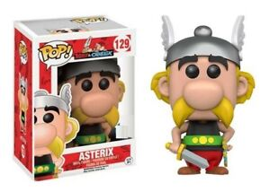 1 X Funko pop vinyl asterix