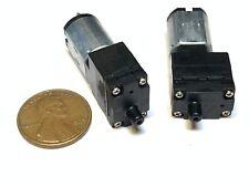 2 Piece 15v 3v Micro Dc Mini Oxygenation Oxygen Air Pump Aquarium Fish Tank A13