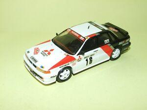 Mitsubishi Galant Rallye Monte Carlo 1999 Vatanen Jemmpy Sans Boite 1:43 Kit