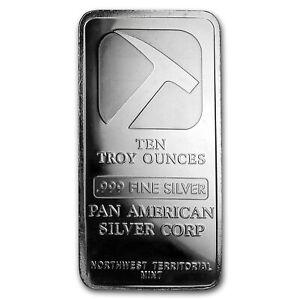 Pan American Silver Corp Sku 170099
