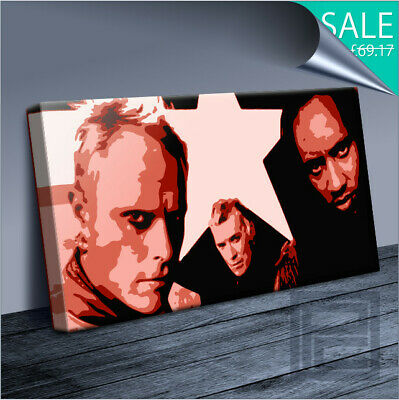 The Enemy Is My Day Giclee Canvas Album Cover Picture Art The Prodigy
