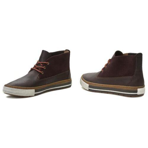 9 8 9 5 Clarks Combi Boots Hi 5 Mens 10 Uk Nepler 12 Dark Brown xBwvqza8w1