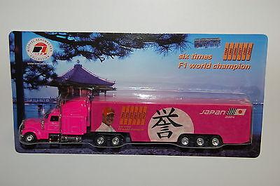 Werbetruck - Michael Schumacher Collection - F1 Saison 2004 - Nr. 17 Japan - 9
