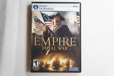 Empire: Total War (PC, 2009)