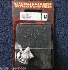 2003 PR12 White Dwarf Limited Edition Miniature Citadel Warhammer Army Lord MIB