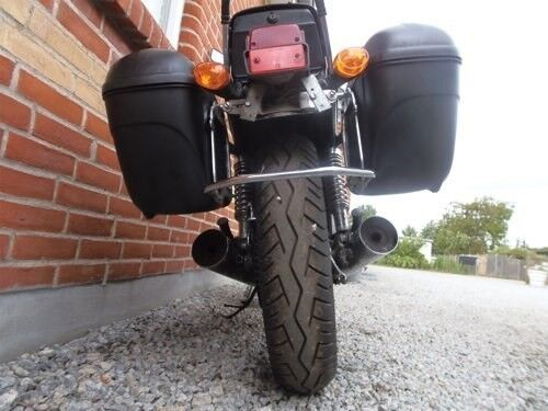 Yamaha, XJ 550 Maxim, ccm 550