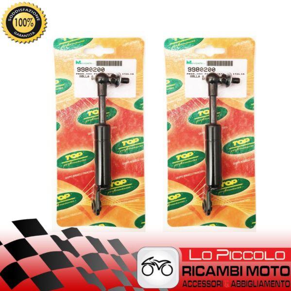 2 Ammortizzatori Pistoncini Alza Sella Molla T-max Tmax 500 2008 2009 2010 2011 Chiaro E Distintivo