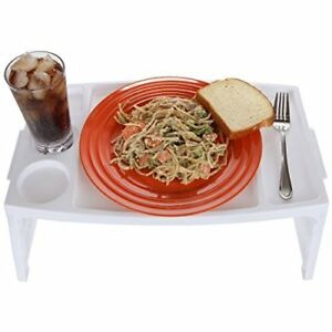 lap table serving tray with foldable legs folding breakfast in bed ebay. Black Bedroom Furniture Sets. Home Design Ideas