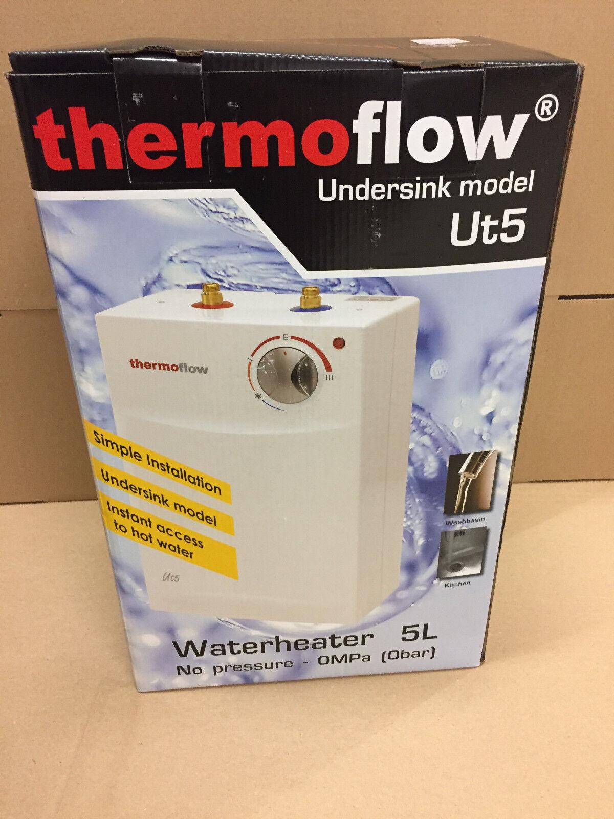 Warmwasserspeicher Untertischgerät Boiler für Küche 17L Thermoflow UT17