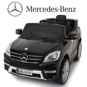Mercedes Benz Ml350 Licensed 12v Kids Ride On Jeep Remote Control