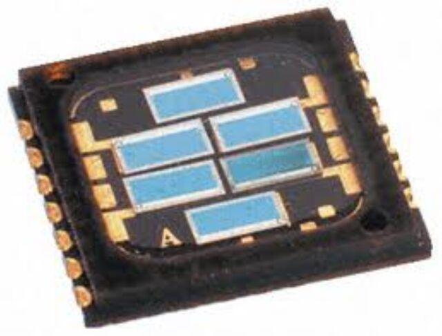OPTEK OPR2100 BGA Six Element SMD Photodiode Array