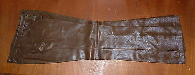 Laborioso Joli Pantalon Vintage, Vétement Design 60°, Taille 36