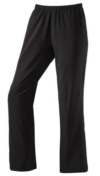 Schneider Uomo Stretch Allenamento Sport Tempo Libero Pantaloni NAPOLI NERO CORTO dimensioni