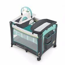 Baby Nursery Bassinet Infant Crib Cradle Furniture Newborn Sleeper Play Yard 36