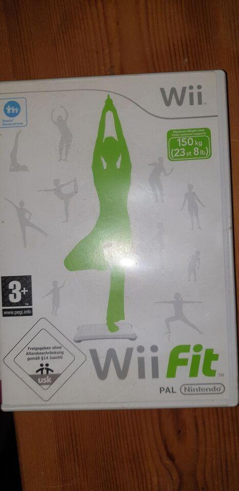 Wii, tilbehør, God