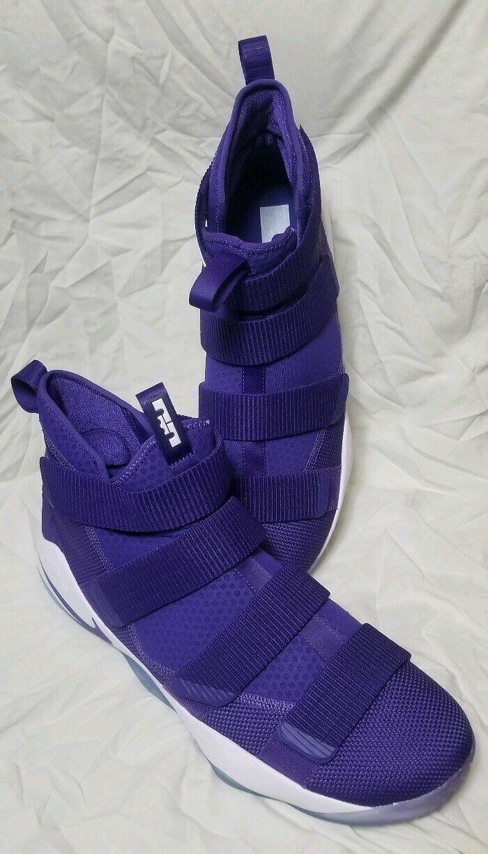 New Nike LeBron Soldier XI 11