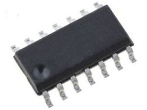 5x Texas Instruments HC08 Quad 2-Input AND Gate Gatter 4-fach SMD IC SO-14 6V