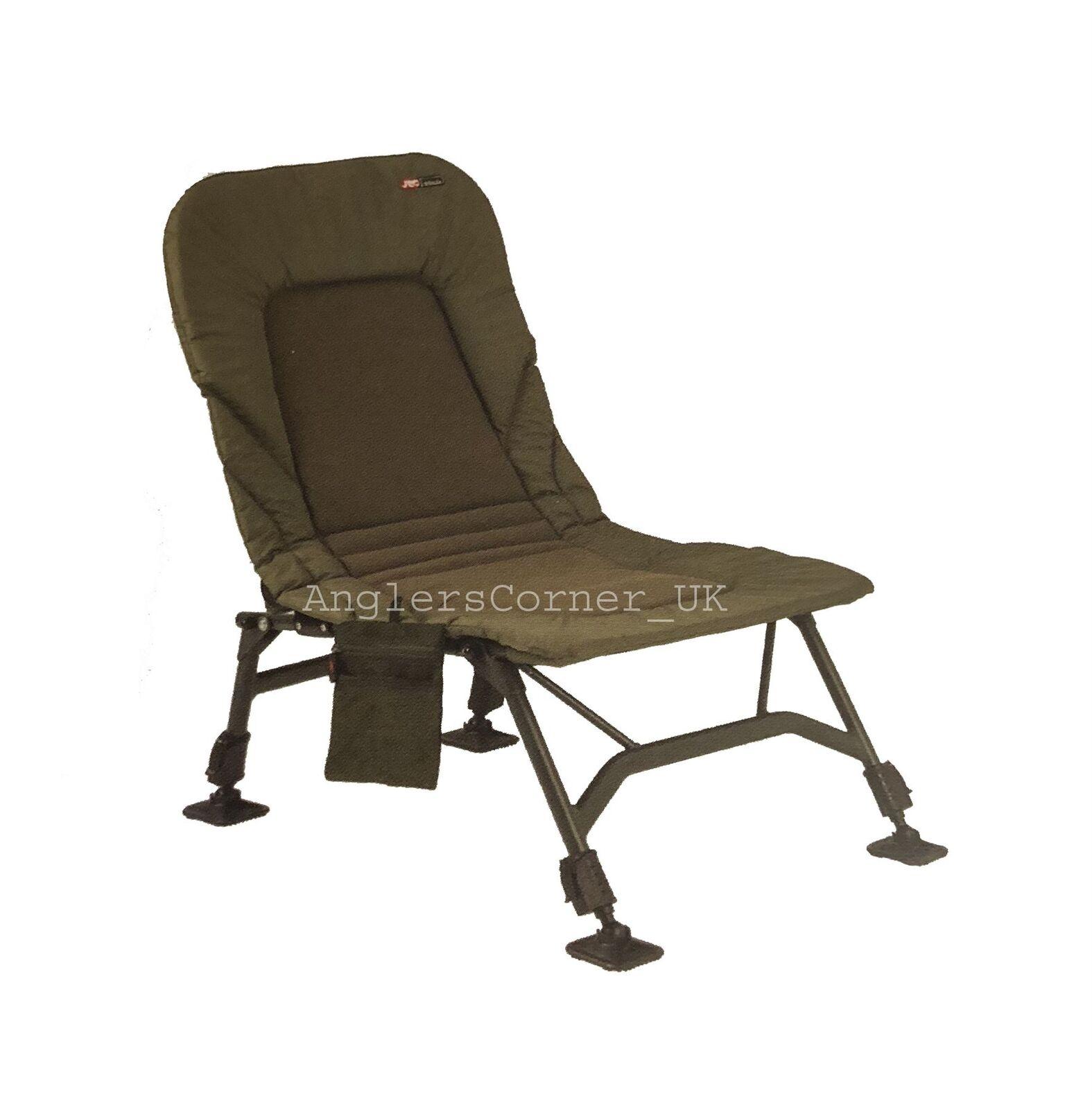 JRC Stealth Recliner   Carp Fishing Chair