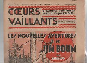 Cuori-Vaillants-1934-N-39-Tintin-e-Milou-in-Orient-Tbe