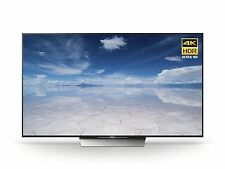 Sony 55 Inch 4K UHD Motionflow XR 960 HDR Smart TV Android OS XBR55X850D