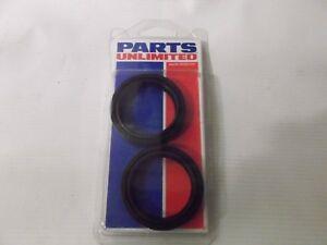Parts Unlimited Pro Fork Seal Kit Pair 41x54x11 Kawasaki VN Z 800 900 FS-023