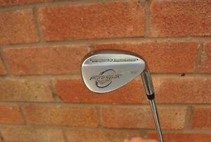 PureSpin-Diamond-Face-56-Degree-Sand-Wedge-Golf-Club-REGULAR-FLEX-STEEL-RH-USED