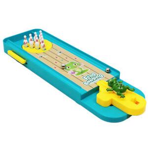 Mini-Plastic-Desktop-Bowling-Board-Game-Set-Family-Fun-Game-Kids-Toy-Gift