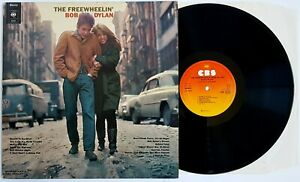 BOB DYLAN The Freewheelin' Bob Dylan (CBS CBS 62193) EX+