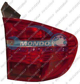 FANALE BMW X5 POSTERIORE DESTRO ESTERNO SENZA PORTA LAMPADA LED DAL 2007 AL 2010