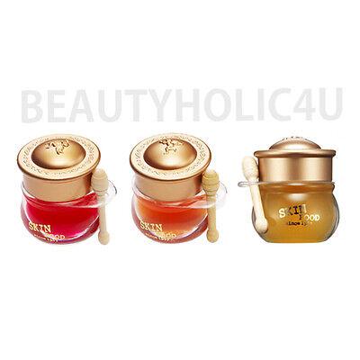 [SKINFOOD] Honey Pot Lip Balm 6.5g 3colors Pick One - Korea Cosmetic