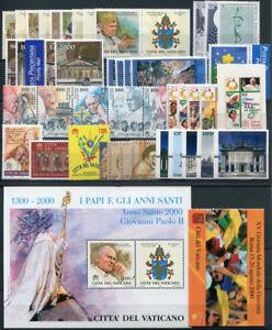 Vaticano-2000-Stamps