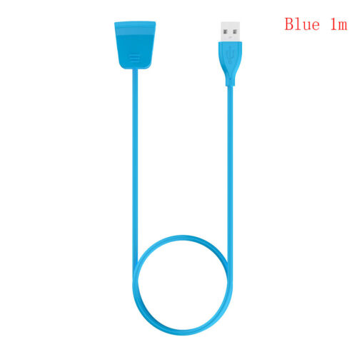 USB-Charger For Fitbit Alta HR Activity Reset Wristband Charging Cable Cord ~PL