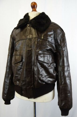 In Ld134 1960 Made Anni Xl Usa 2 46r Vintage A Bomber wOqFSaqY