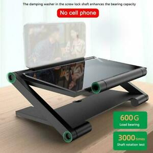 8 inch Folding 3D Screen Mobile Phone Amplifier Magnifier Stand Cellphone K1O3
