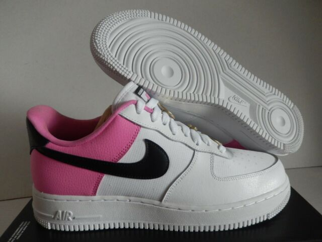 Nike Air Force 1 '07 SE Size 6 Womens White Pink Casual