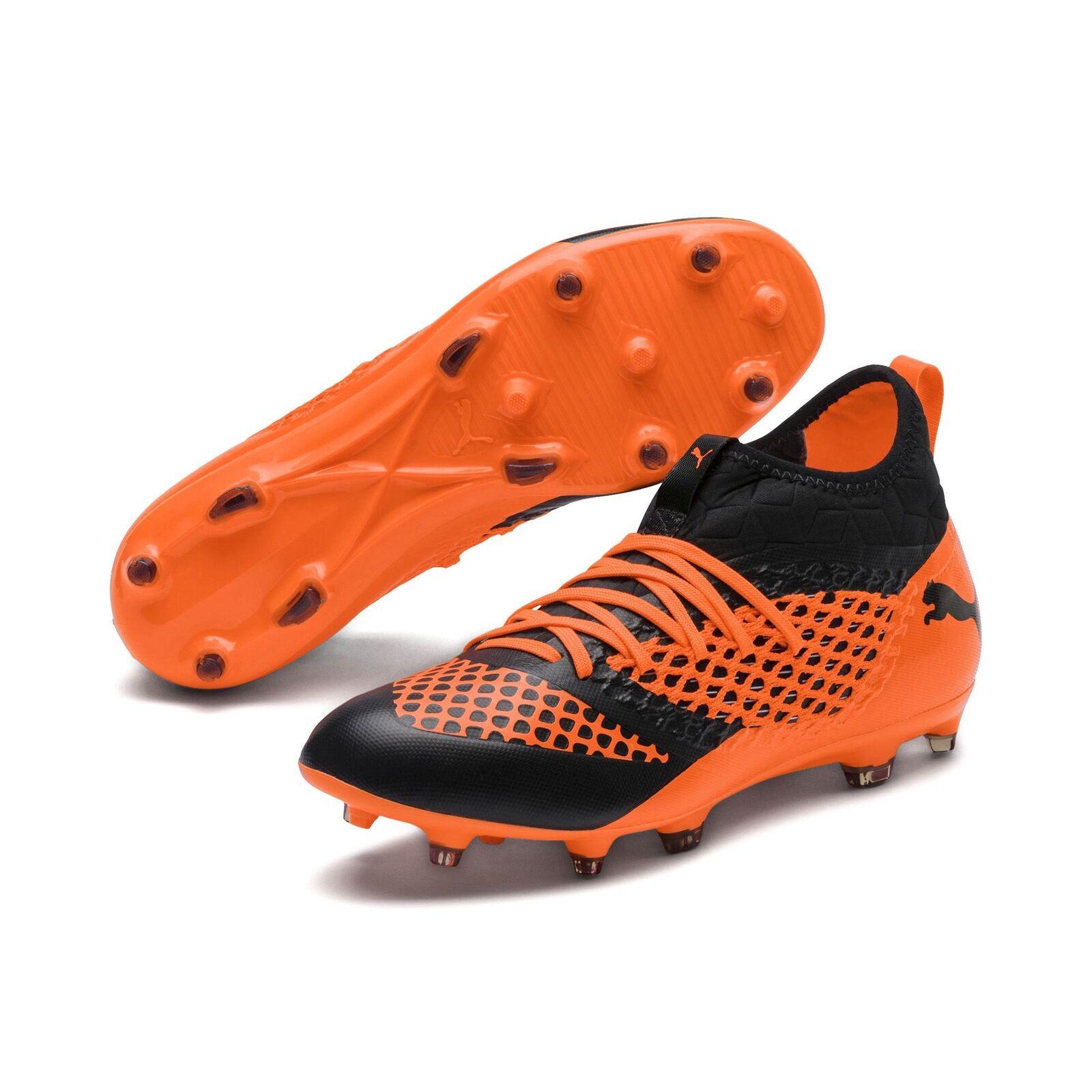 Puma Junior Future 2.3 Netfit Firm Firm Firm Ground Football Stiefel c64a52
