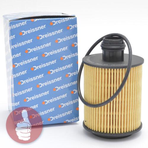 Dreissner Filtre à huile O 0238 Dreis Opel