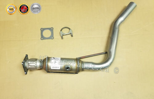 2008-2010 Chrysler Town /& Country 3.8L Exhaust Catalytic Converter /& Flex Pipe
