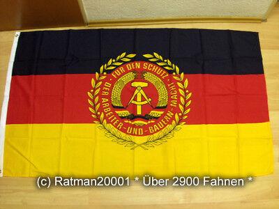 Flagge DDR NVA Nationale Volksarmee 90 x 150 cm Fahne
