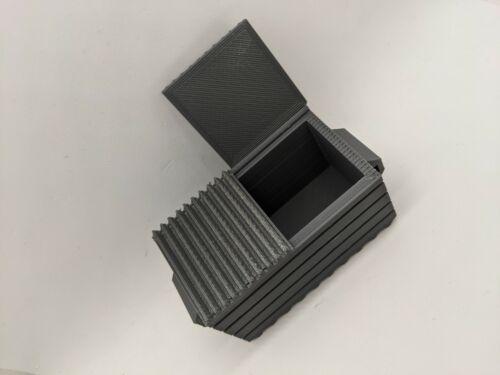 Dumpster Trash Bin 28mm 1:56 Wargames 40k Model Scatter Scenery Miniature UK