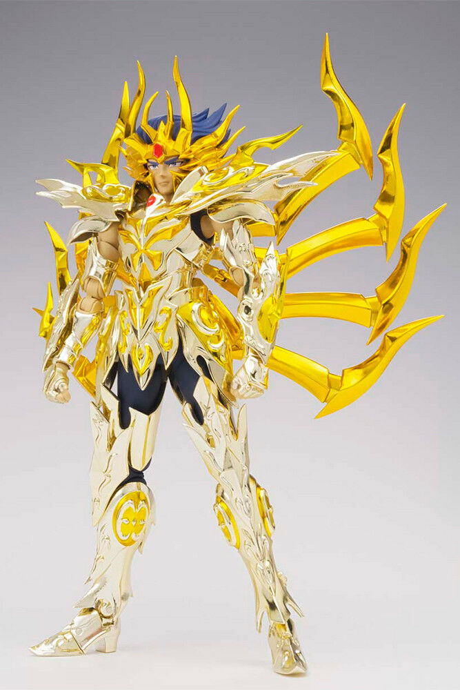 Figurine - Saint Seiya - Myth Cloth EX - - - Soul of God - Deathmask - Cancer - 18cm f4d7e7