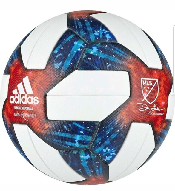 542028b5d adidas 2019 MLS OMB Official Match Major League Soccer Ball - DN8698 ...