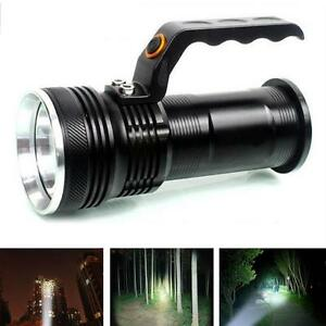 3-mode-5000LM-Handheld-CREE-XM-L-Rechargeable-LED-18650-Flashlight-Torch-Lamp-BF