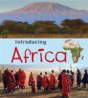 Introducing Africa by Chris Oxlade (Hardback, 2013)