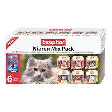 Beaphar Dieta renal Mix Pack 600 g Comida para Gatos Riñón Alimentos de la salud