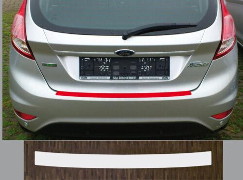Lackschutzfolie Ladekantenschutz transparent Ford Fiesta MK7 Facelift ab 2012