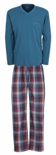 Götzburg Herren Schlafanzug Pyjama 550180 550178