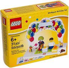 LEGO MINIFIGURE & CLOWN BIRTHDAY 850791 Set New & Sealed Box Holiday Cake Topper